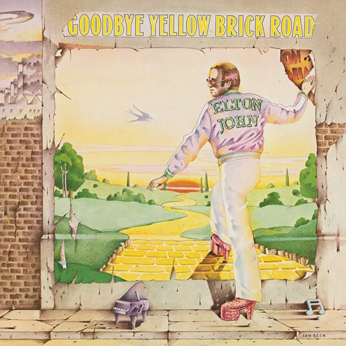 Goodbye Yellow Brick Road - 40th Anniversary Edition (CD)