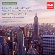Gershwin: Rhapsody In Blue Etc (CD)