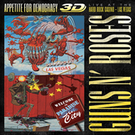 Appetite For Democracy - Live At The Hard Rock Casino, Las Vegas (2CD + DVD)