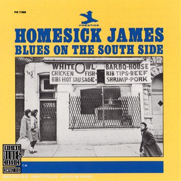 Blues On The South Side (CD)