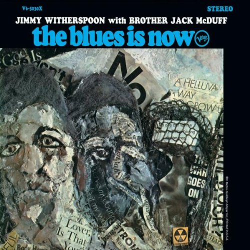 Blues Is Now (CD)