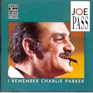 I Remember Charlie Parker (CD)