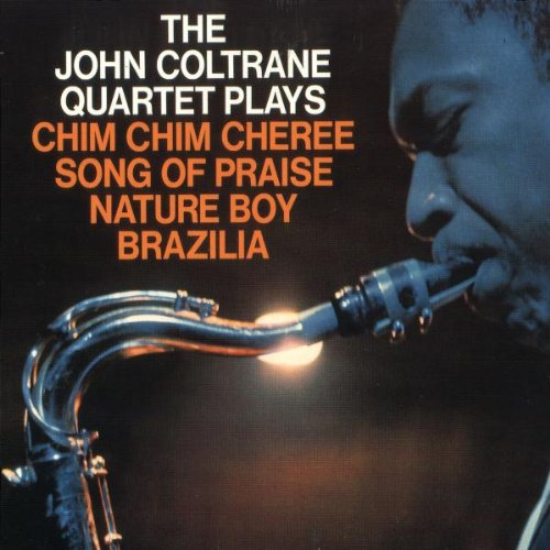 J Coltrane Quartet Plays (CD)