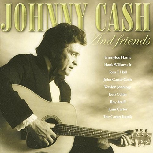Johnny Cash & Friends (CD)