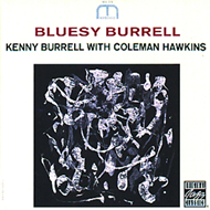 Bluesy Burrell (CD)