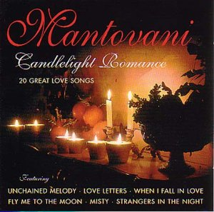 Candlelight Romance (CD)