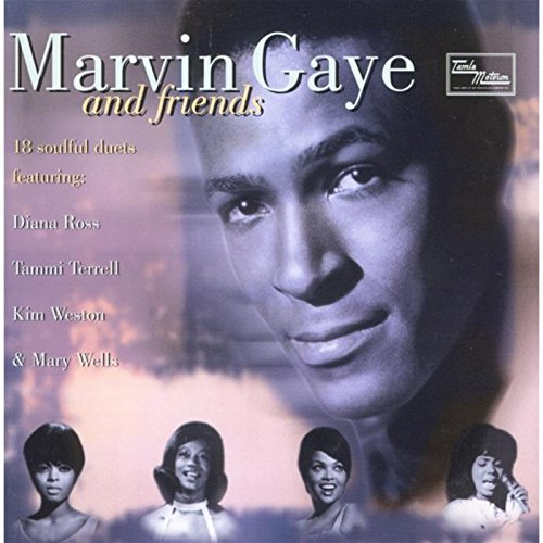Marvin Gaye & Friends (CD)