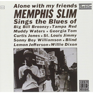 Alone With My Friends (CD)