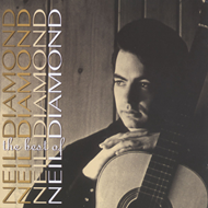Produktbilde for The Best Of Neil Diamond (UK-import) (CD)