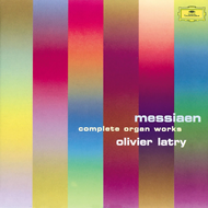 Messiaen: Complete Organ Works (6CD)