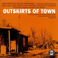 Outskirts Of Town (CD)