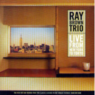 Live From New York To Tokyo (CD)