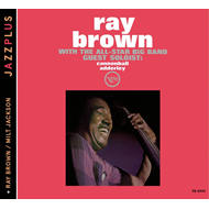 Produktbilde for Ray Brown With All Star Band (CD)