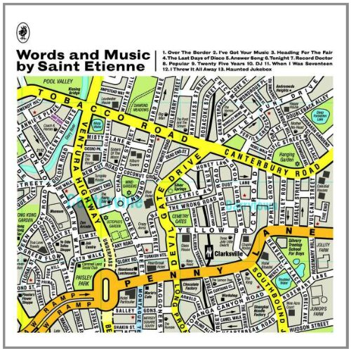 Works And Music By Saint Etienne (3CD)
