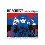 Big Squeeze - The Very Best Of Squeeze (2CD + DVD)