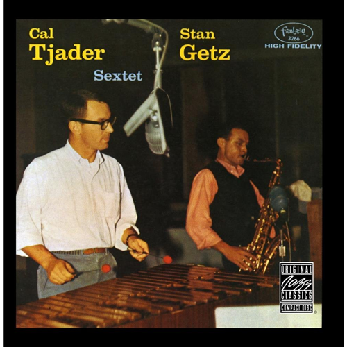 Stan Getz With Cal Tjader (CD)