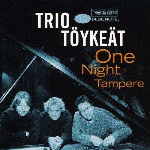 One Night In Tampere (CD)