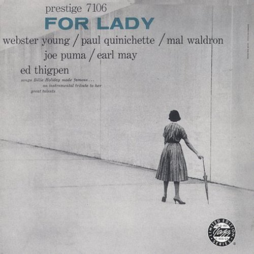 For Lady (CD)