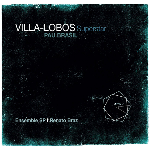 Villa-Lobos Superstar (CD)