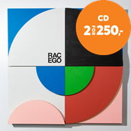 Produktbilde for Ego (CD)