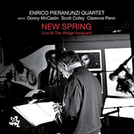 New Spring - Live At The Village Vanguard (CD)