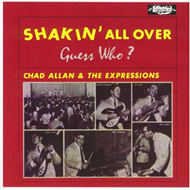 Shakin' All Over (CD)