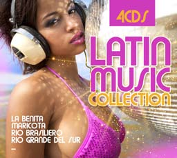 Latin Music Collection (4CD)