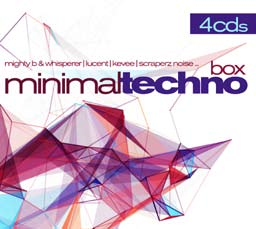 Minimal Techno Box (4CD)