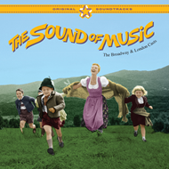 Produktbilde for Sound Of Music  (Broadway & London Cast) (2CD)