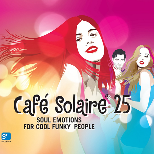Cafe Solaire Vol. 25 (2CD)