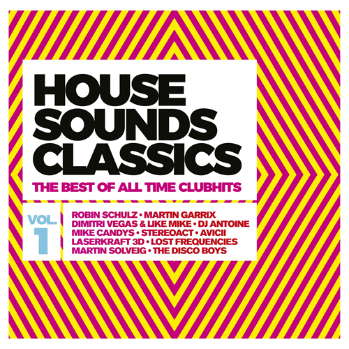 House Sounds Classics - Best Of All Time Clubhits (2CD)