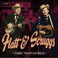 Foggy Mountain Gold (4CD)
