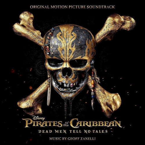 Pirates Of The Caribbean: Dead Men Tell No Tales - Original Motion Picture Soundtrack (CD)