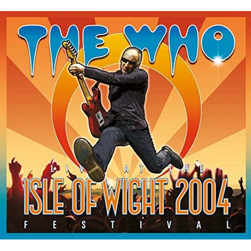 Live At The Isle Of Wight 2004 Festival (2CD + DVD)