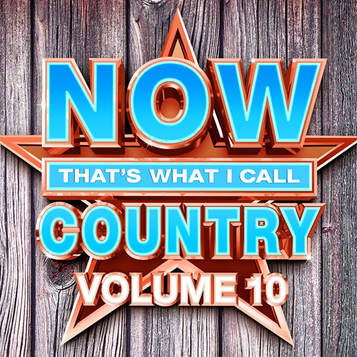 Now That's What I Call Country Vol. 10 (CD)