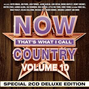 Now That's What I Call Country Vol. 10 - Deluxe Edition (2CD)