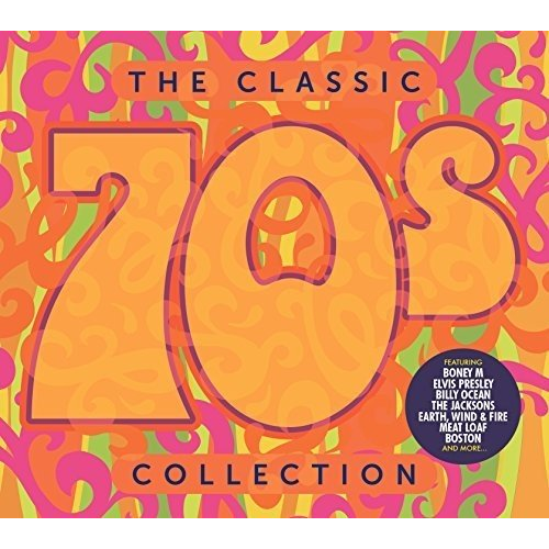The Classic 70s Collection (3CD)