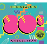 Produktbilde for The Classic 80s Collection (3CD)