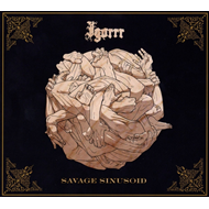 Savage Sinusoid (CD)