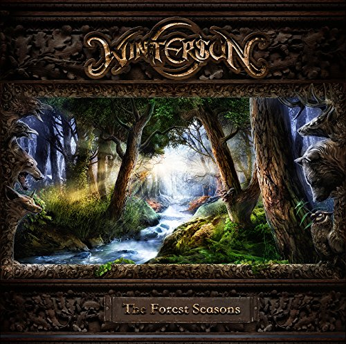 The Forest Seasons (CD)