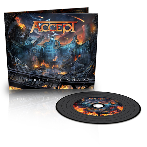 The Rise Of Chaos - Limited Digipack Edition (CD)