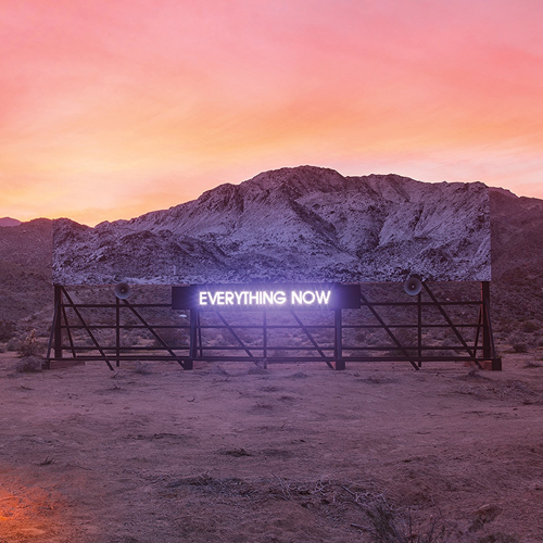 Everything Now (Day Version) (CD)