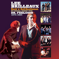 Produktbilde for Lee Brilleaux - Rock 'n' Roll Gentleman: His Journey With Dr. Feelgood 1974-199 (4CD)