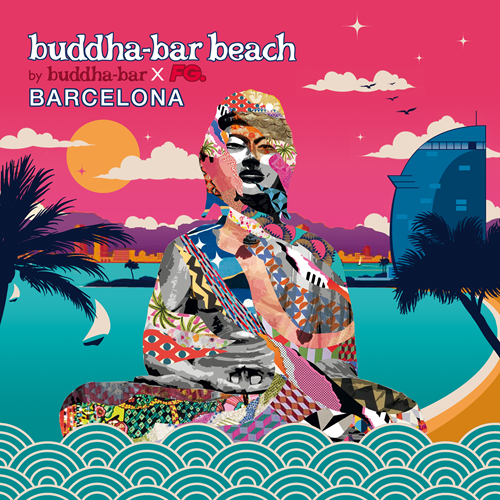 Buddha Bar Beach Barcelona (2CD)