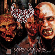 Sickness And Plagues (CD)