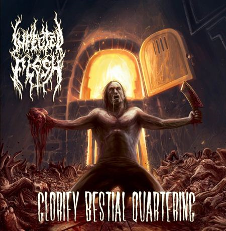 Glorify Bestial Quartering (CD)