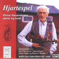 Hjartespel (CD)