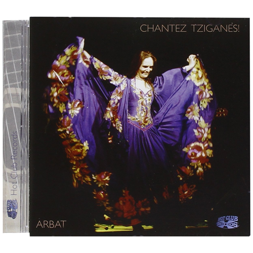 Chantez Tziganes! (CD)