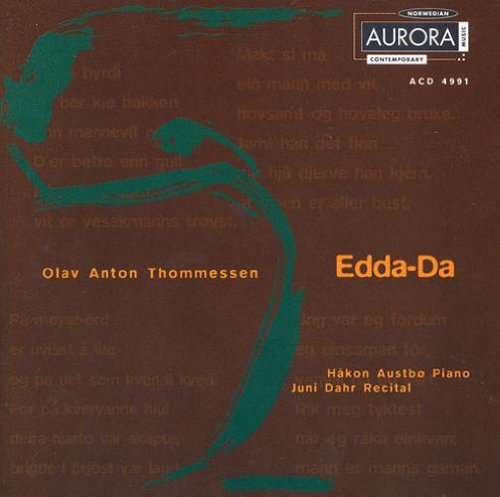 Edda-Da (Thommessen,O.A.) (CD)