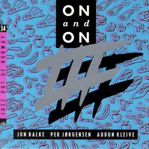 On And On III M/Kleive (CD)